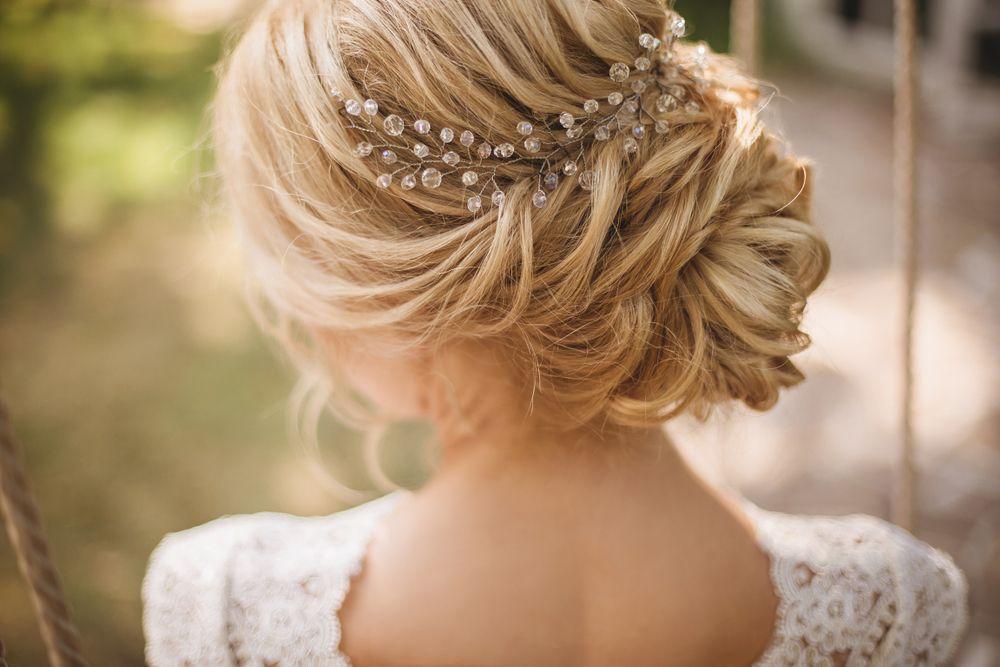 Rápido y fácil peinados 2021 Fotos de consejos de color de pelo - Los 5 peinados de novia que serán tendencia en 2021 ...