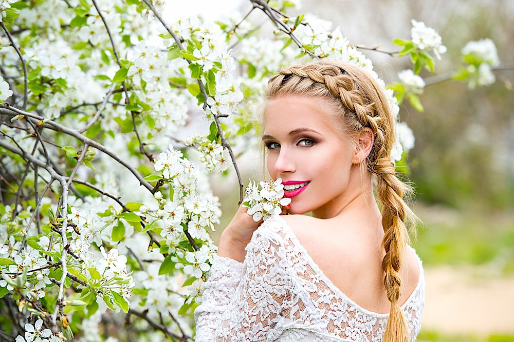 Perfecto peinados para comunion 2021 Fotos de tutoriales de color de pelo - Los 5 peinados de novia que serán tendencia en 2021 ...